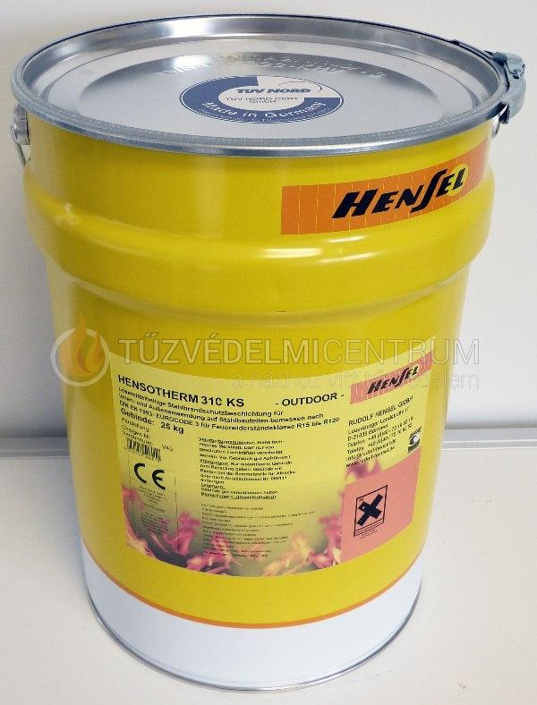 Hensotherm 310 KS kültéri, oldószeres