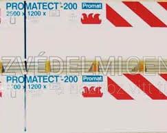 Promatect 200 nem éghető lap