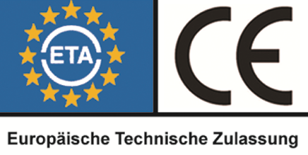 ETA  engedélyes  anyagok, fafelületek tűzvédelmére