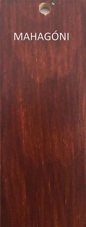 Mahagóni színű tűzvédelmi lazúr