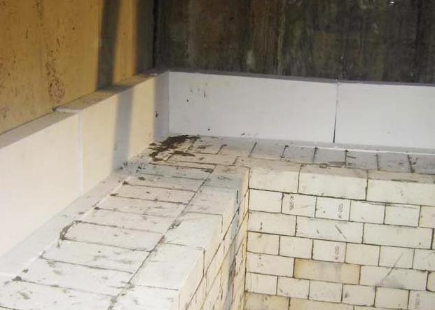 Hő hidak szigetelése beltéri falakon